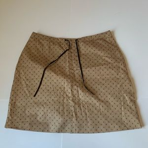 Banana Republic Mini Skirt.